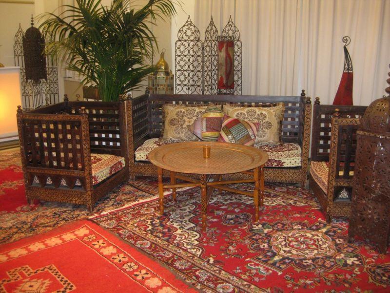 Orientalische Einrichtung - Möbel - Orientalische Einrichtung ...