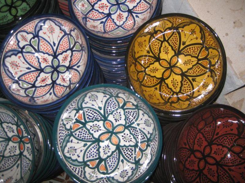Marokko Reisen - Orient Reisen - Orientalische Einrichtung ...